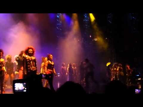 Bohemian Rhapsody - Last performance We Will Rock You London - 31-05-'14