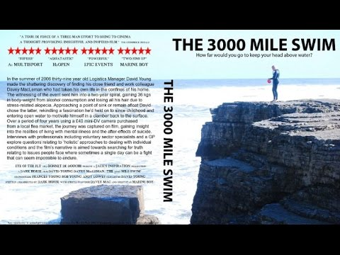 Mental Health Documentary - The 3000 Mile Swim