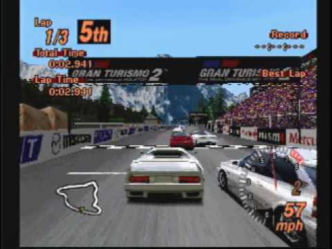 Classic Game Room Reviews Gran Turismo 2 For Playstation