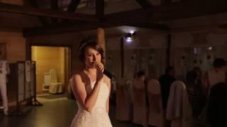 Самый трогательный стих на свадьбе для мужа