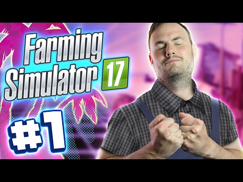 Farming Simulator 2017 w/Sjin - The Poo Man's Here #1