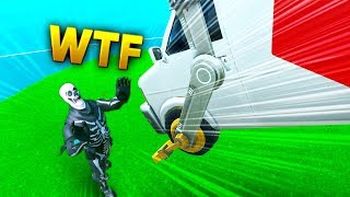 GLITCH QUE VOUS N'AVEZ JAMAIS VU AVANT 'NOUVEAU'!! | Fortnite Funny and Best Moments Ep.225 Fortnite Battle Royale