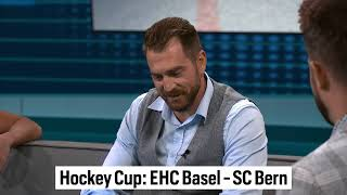 EHC Basel – SC Bern | Schweizer Eishockey Cup | 1/16-Final