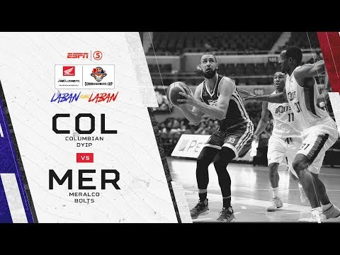 PBA: Columbian vs. Meralco (REPLAY) - May 24, 2019