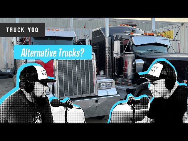 Alternative trucks to buy when the market is tough, Subscriber Q + A