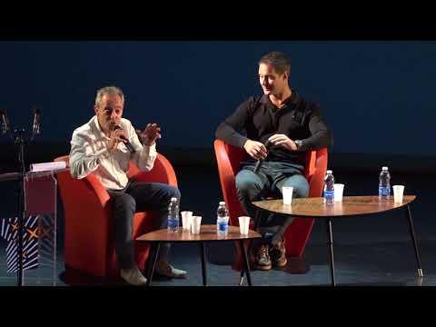 Festival Big Bang 2018 - Rencontre inaugurale Thomas Pesquet / Jean-François Clervoy