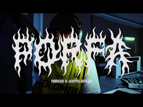 Смотреть клип Feid, Justin Quiles - Porfa