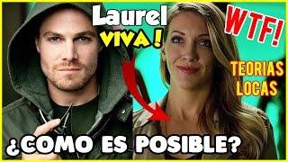 ¿POR QUÉ LAUREL LANCE ESTÁ VIVA? - Arrow Temporada 5