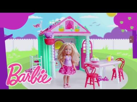 Barbie® Chelsea™ Clubhouse | Barbie
