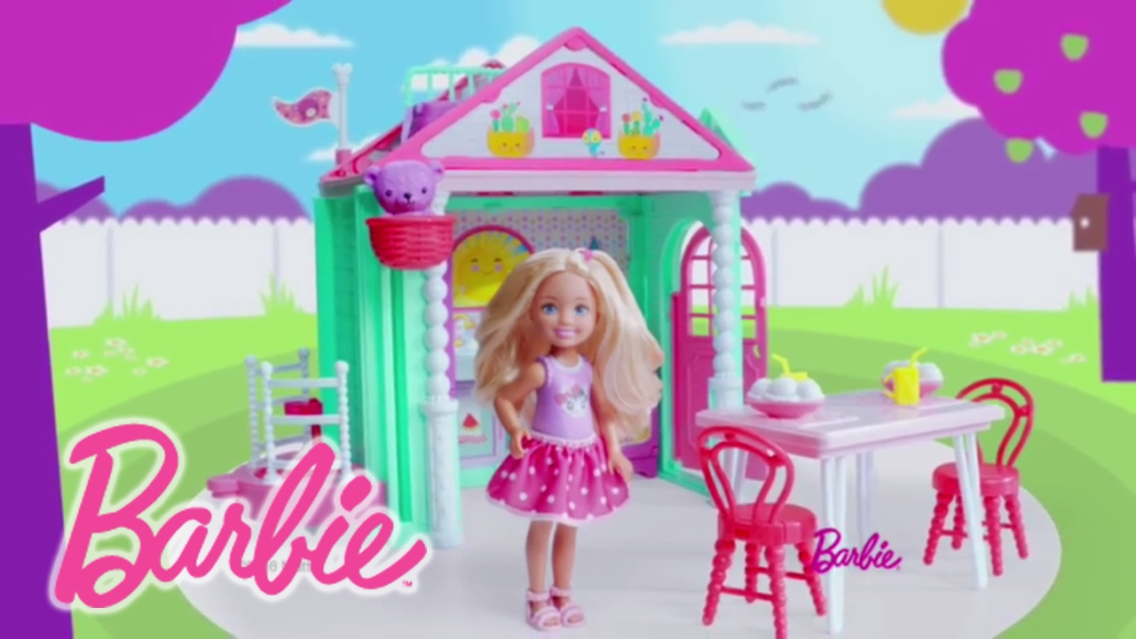 Barbie Chelsea Clubhouse Barbie