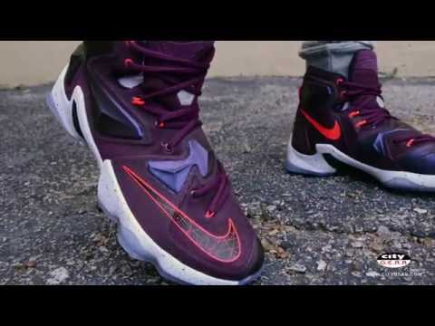 cozy fresh 2d453 f8d14 Nike LeBron 13