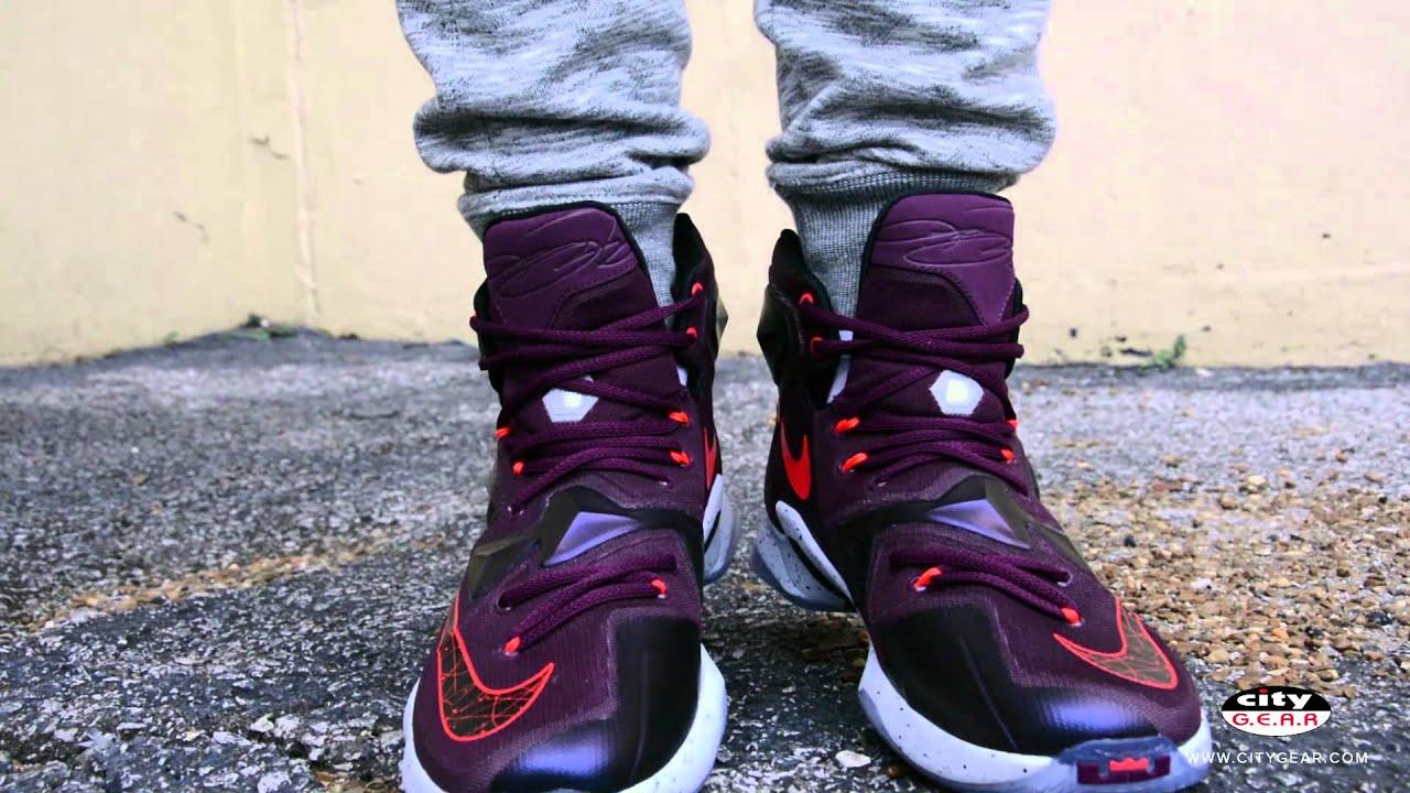 buy online 098dc d9211 Nike LeBron 13