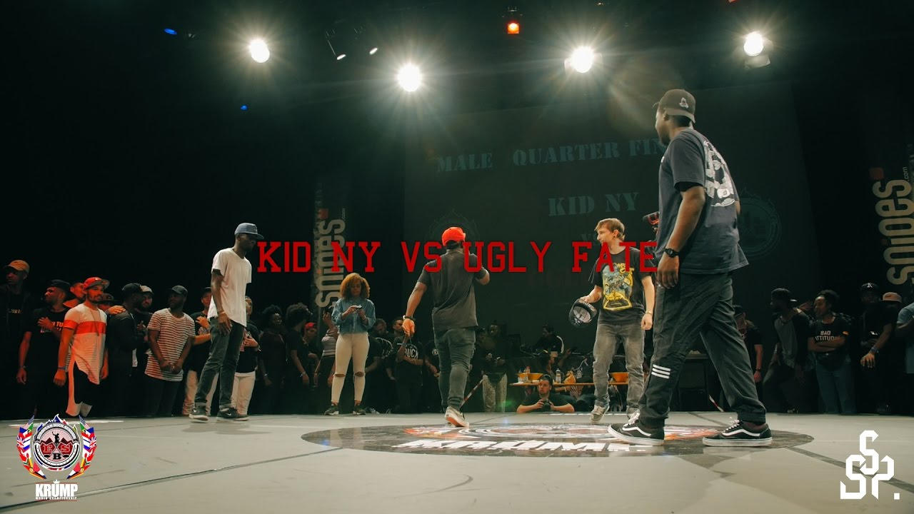 Kid NY vs Ugly Fate | Male Quarterfinal | EBS WORLD CHA ...