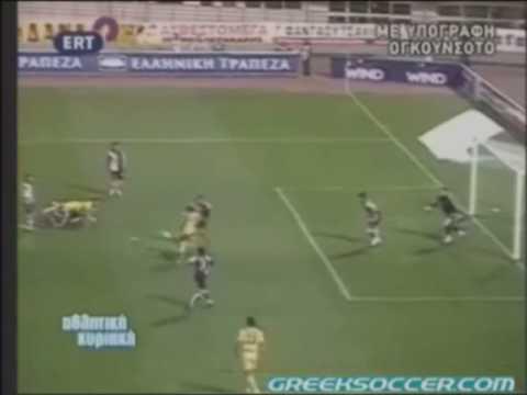 Superleague Greece 2008-2009 Best Goals Matchday 1 - 15