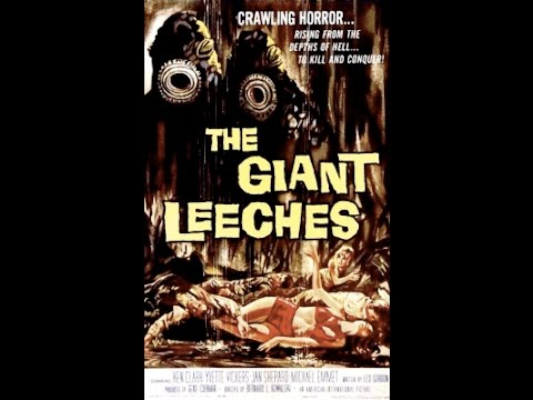 Attack of the Giant Leeches  1959  B Movie Classics