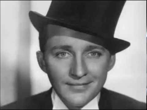 bing crosby walking the floor over you