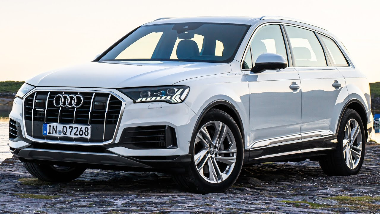 2020 Audi Q7 60 Tfsi E Audi Q7 Electric Audi Q7 2020 Youtube