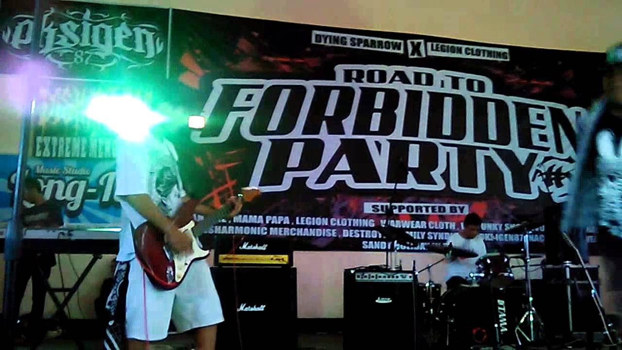 Download BLOODING BANGER Forbidden Party#2