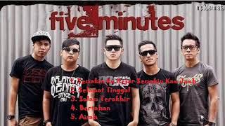 Lagu Five Minutes yang TOP