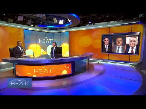 The Heat: Iran-U.S.