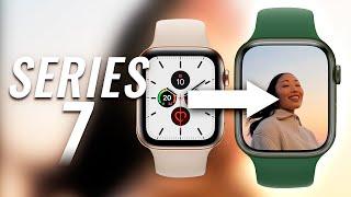 INCREÍBLE, Apple Watch Series 7 UNBOXING