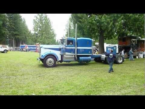 V12 Detroit Diesel Kenworth W900A 12V71