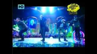 FIVE Супердискотека 90-x LIVE 2013 радио Рекорд