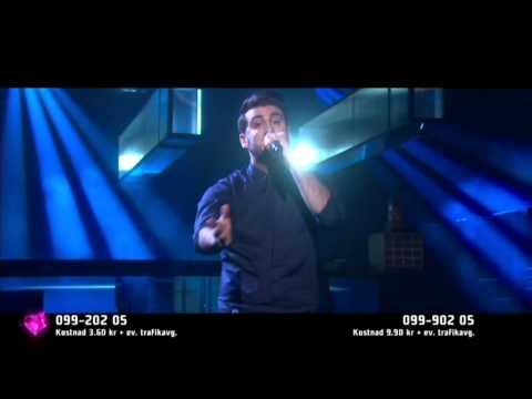 Behrang Miri feat Victor Crone - Det Rår Vi Inte För (Melodifestivalen 2015)