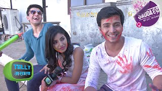 Repeat youtube video Holi Special With Sadda Haq Team | Channel V | Interview