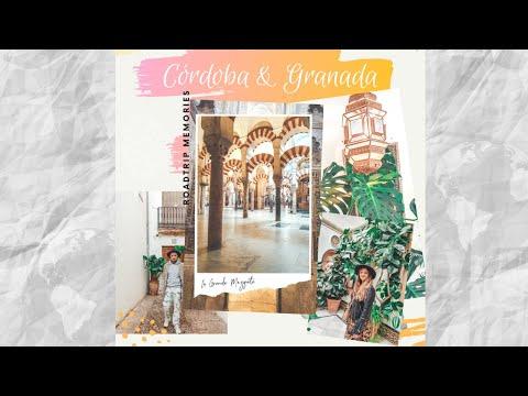 Vlog #2 Andalousie 🇪🇦 - Cordoue et Grenade ⛲