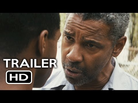 Thumbnail: Fences Official Trailer #1 (2016) Denzel Washington, Viola Davis Drama Movie HD