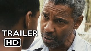 Fences Official Trailer 1 2016 Denzel Washington Viola Davis Drama Movie HD