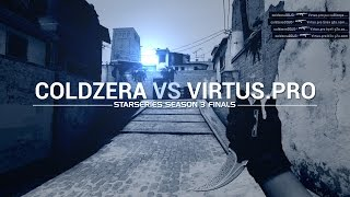 StarLadder I-League StarSeries: Coldzera vs Virtus Pro