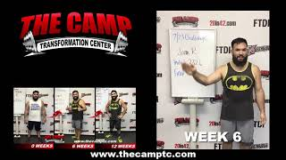Northridge Weight Loss Fitness 12 Week Challenge Results - Juan R.