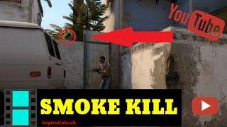 CS:GO - SMOKE KILL | BONUS | KaptenGulasch