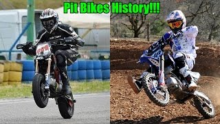 Pit Bike, cosa sono e come nascono? | Pit Bike History and Infos [English Subtitles]
