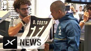 Douglas Costa begeistert die Fans in Turin | Juventus Turin | Serie A
