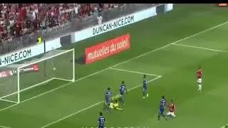OGC Nice vs Troyes  (1-2) Résumé les buts [11/08]