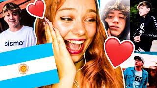 REACCIONO a PAULO LONDRA🔥🇦🇷 por PRIMERA VEZ!!  (trap argentino) 😍 *ME ENAMORO*