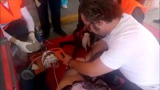 Soma Devlet Hastanesi - Afet Tatbikatı
