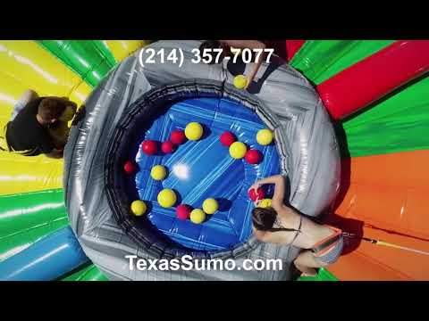 Giant Hungry Hippo Game - Rental - Dallas TX (214) 357-7077