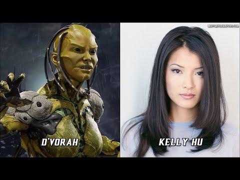 Mortal Kombat 11 Characters Voice Actors