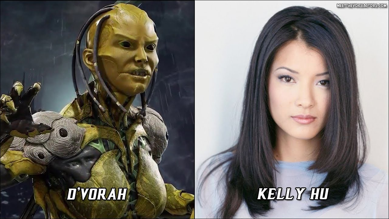 Download Mortal Kombat 11 Characters Voice Actors