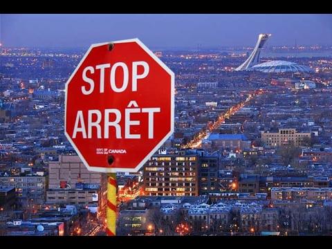 Канада 934: Насколько Монреаль комфортен для тех, кто не знает французского