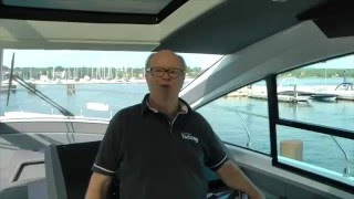 Explore the new Cruisers 60 Cantius with Andy Adams and Canadian Yachting
