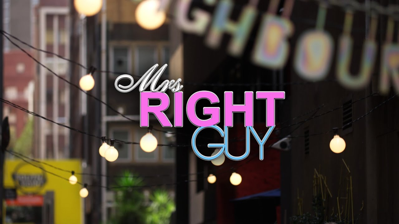 MRS. RIGHT GUY Official teaser trailer (HD) 2016 - In cinemas 27 MAY