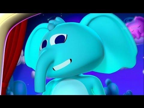 El Elefante Trompita - Para Dormir a un Elefante (Enganchado Canciones del Zoo) | El Reino Infantil