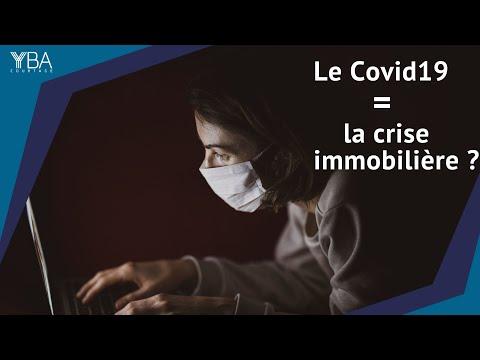 Le coronavirus va t-il ramener la crise immobilière ?