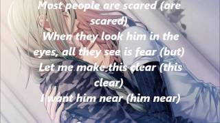 Repeat youtube video ♥Nightcore♥ He's A Monster (Lyrics) HQ