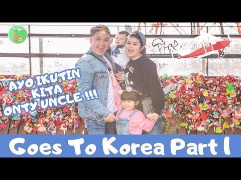 Kita Ke KOREA (Part 1. LINE BT21 Store - PinkPoolCafe - Namsan Tower)